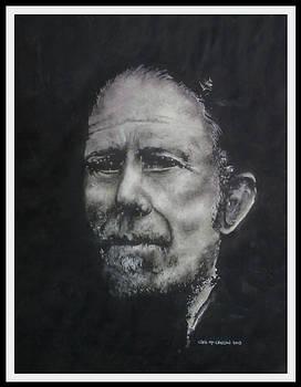Tom Waits by Chris Mc Crossan