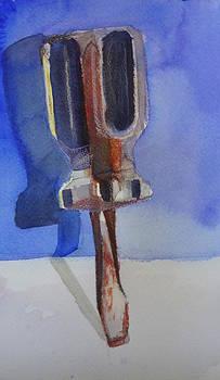 Tool Time by Laura Skoglund