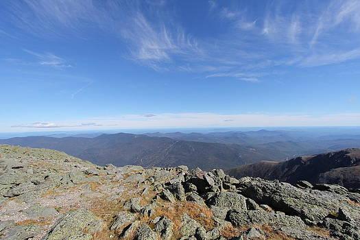 Mt Washington  by Jeffrey Akerson