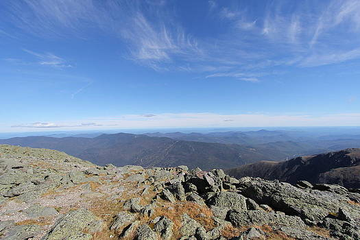 Mt Washington  by Jeffery Akerson