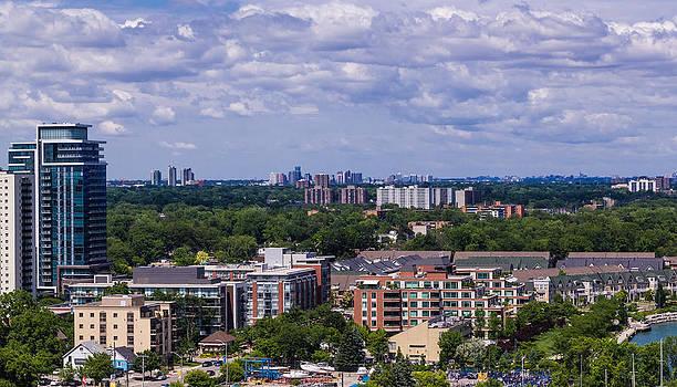 Toronto. by Tibor Co