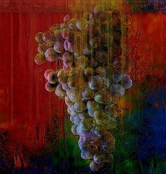 Touch Of The Grape by Jack Zulli
