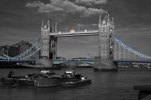 David French - Tower  Bridge Thames London