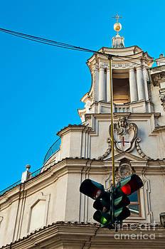 Traffic lights by Luis Alvarenga