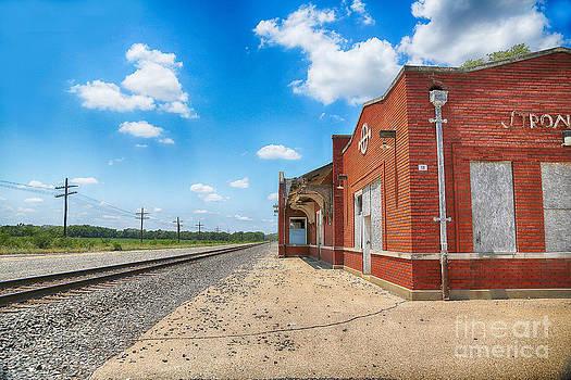 Train station by Joenne Hartley
