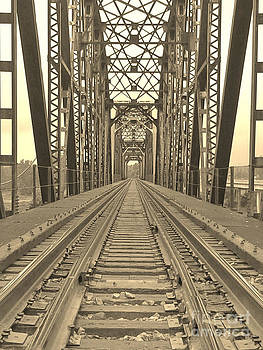 LNE KIRKES - Train Trestle 2