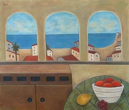 Tres Ventanas by Trish Toro