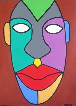 Tribal Pop by Eddie Pagan