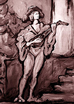 Troubadour by Kevin Middleton