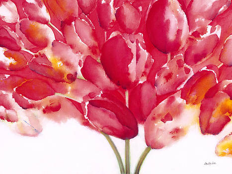 Tulips are People II by Jerome Lawrence