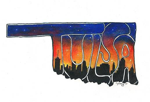 Tulsa by Tracy Fitzgerald