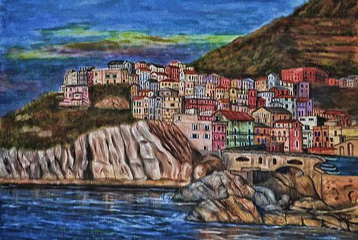 Terry Sita - Tuscany