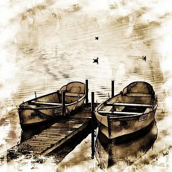 Twin Boats by Angel Eowyn