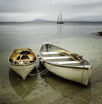 Fred LeBlanc - Two Boats