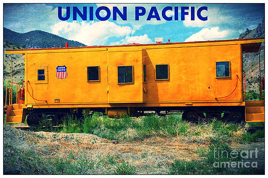 Sophie Vigneault - Union Pacific Train