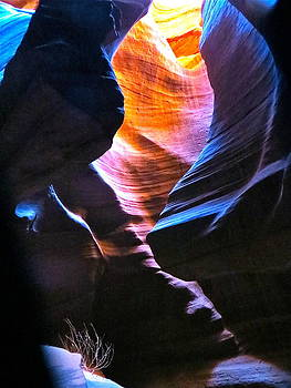 Upper Antelope Canyon by Patricia Haynes