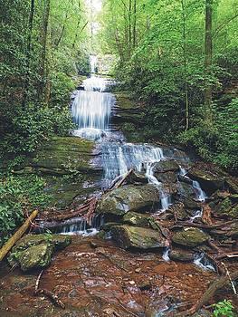 Joe Duket - Upper Desoto Falls