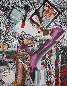 Vanity 3 by Lynette Berry