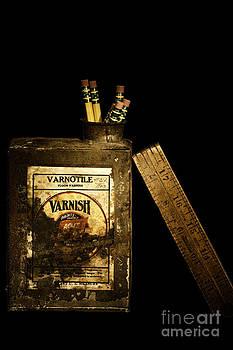 Varnish by Timothy J Berndt