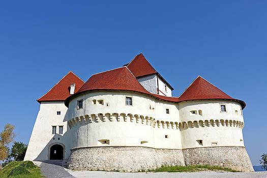 Veliki Tabor fortress by Borislav Marinic