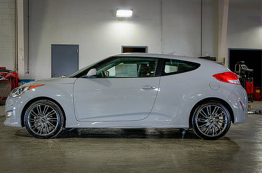 Veloster by George Strohl