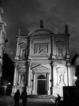 Venice At Night by Jennifer Kelly