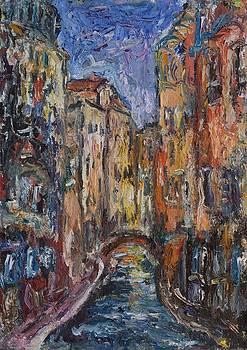 Venice II by Borislav Djukanovic