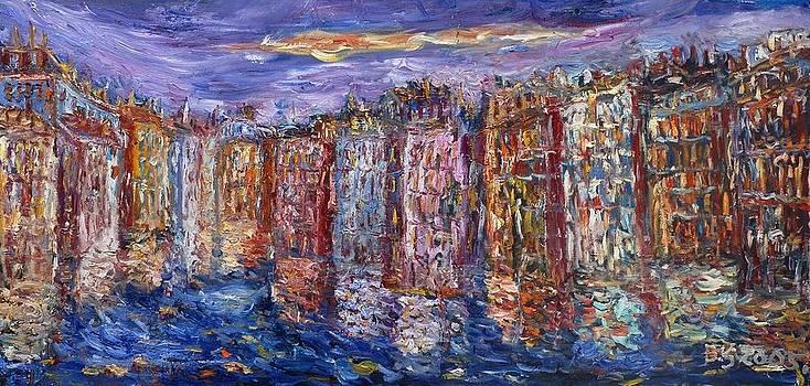 Venice III by Borislav Djukanovic