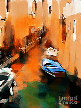 Venice by Jennifer Wu