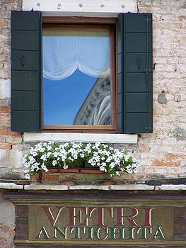 Venice Window by Betsy Moran