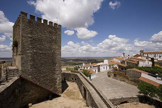 Village of Monsaraz Portugal by Jim  Wallace
