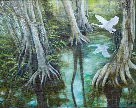 Cypress Swamp by Virginia Butler