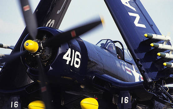 Vought F4u Corsair 2 by Austin Brown