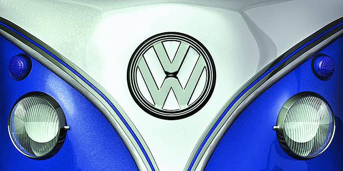 David Pringle - VW Camper Van