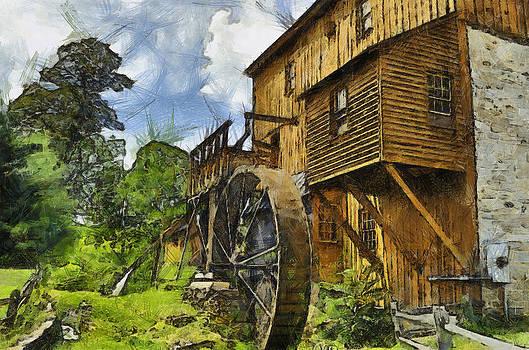 Wade's Mill by Kathy Jennings