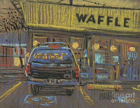 Waffle House by Donald Maier