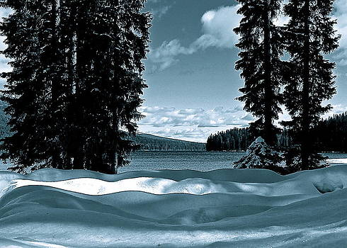 Waldo Lake by Tim Rice