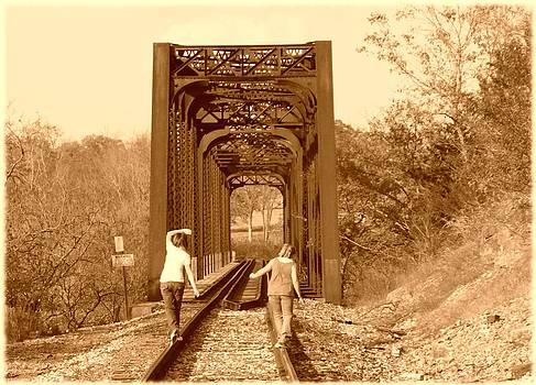 Walk the Line by Trey Edings