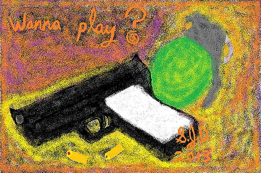 Wanna Play? by Joe Dillon