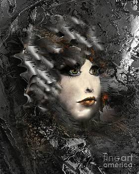 Warrior Princess  by Doris Wood