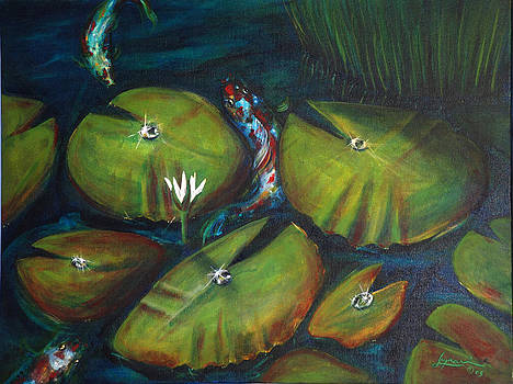 Thomas Lupari - Water Jewels