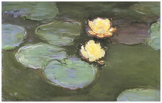 Claude Monet - Water-Lilies