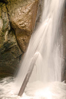Waterfall by Daniel Csoka