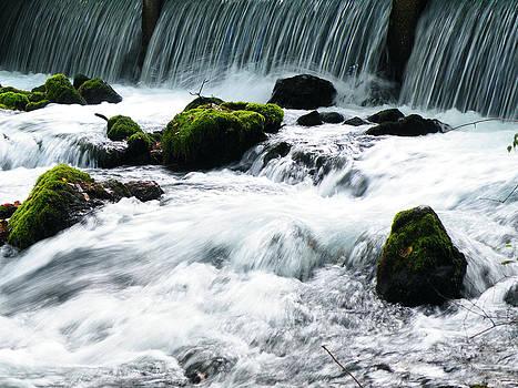 Waterfall by Kelli Howard