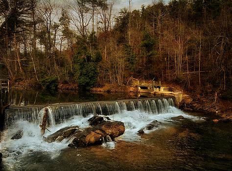 Mario Celzner - waterfall