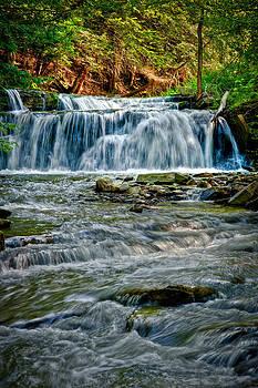 Waterfall by Scott Slattery