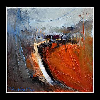 Way home serie by David Figielek