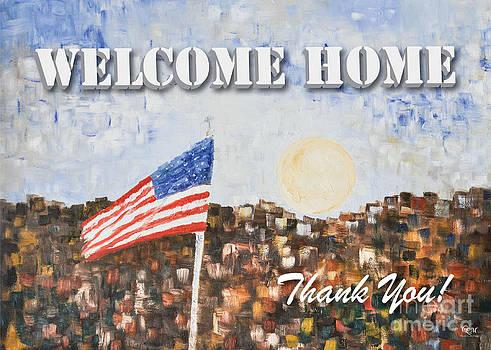 Cheryl McClure - Welcome Home