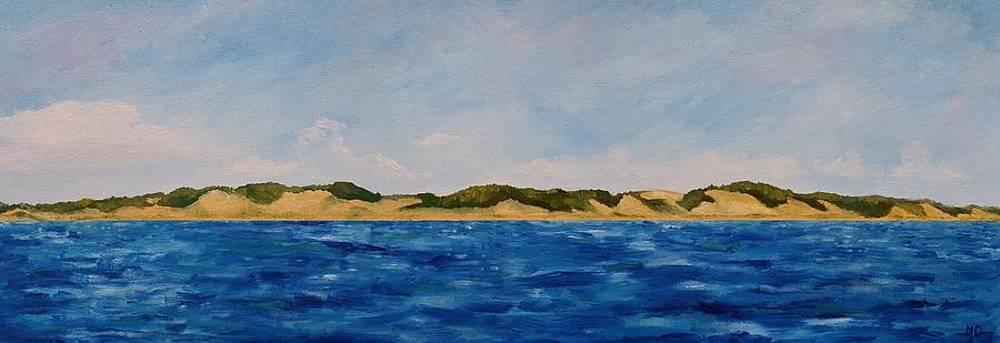 Michelle Calkins - West Michigan Dunes