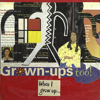 When I Grow up  by Richard Allen